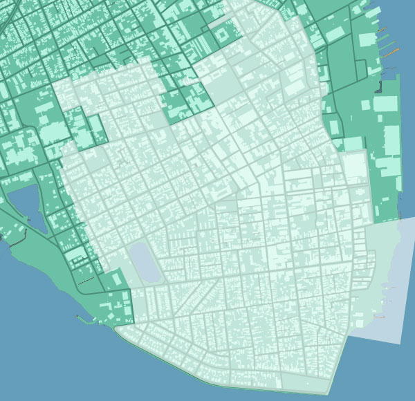 City Of Charleston Zoning Map