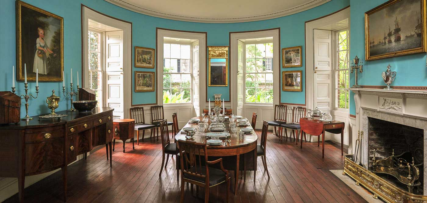 nathaniel russell house museum tours tickets charleston sc