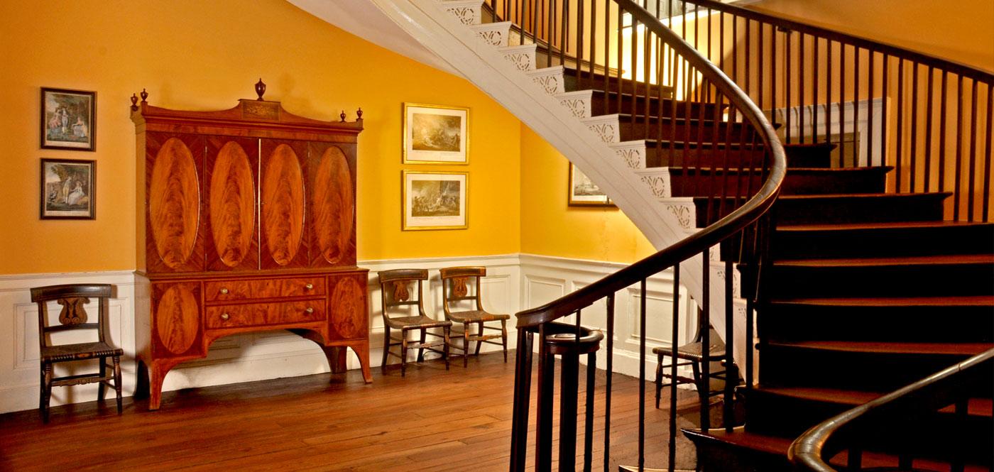 Overview · Aiken Rhett House · Nathaniel Russell House