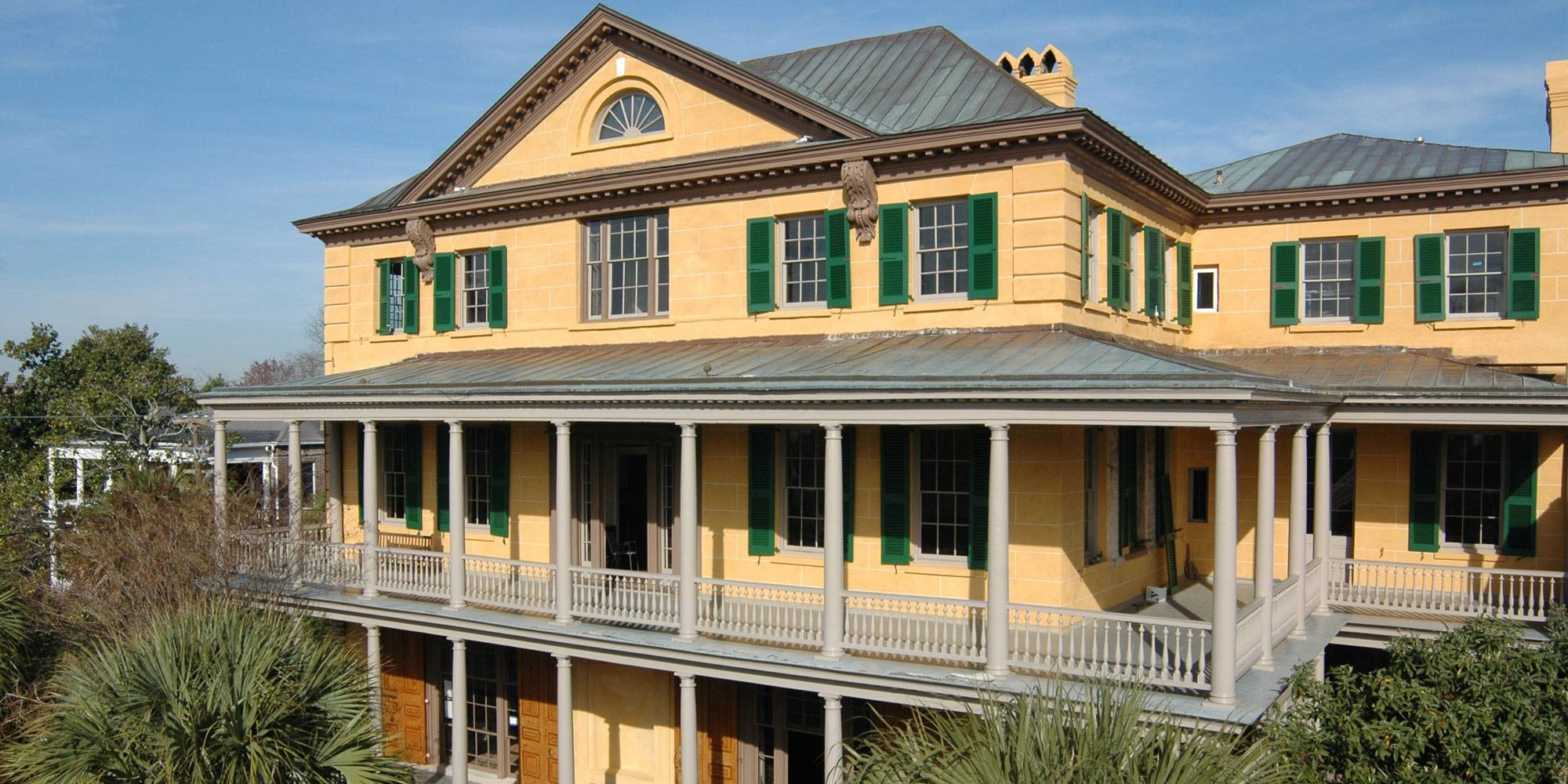 Aiken rhett house a family legacy historic charleston for Aiken house