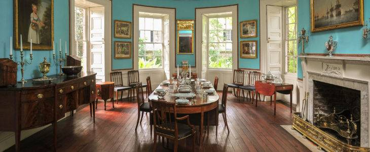 Nathaniel_Russell_Dining_Room