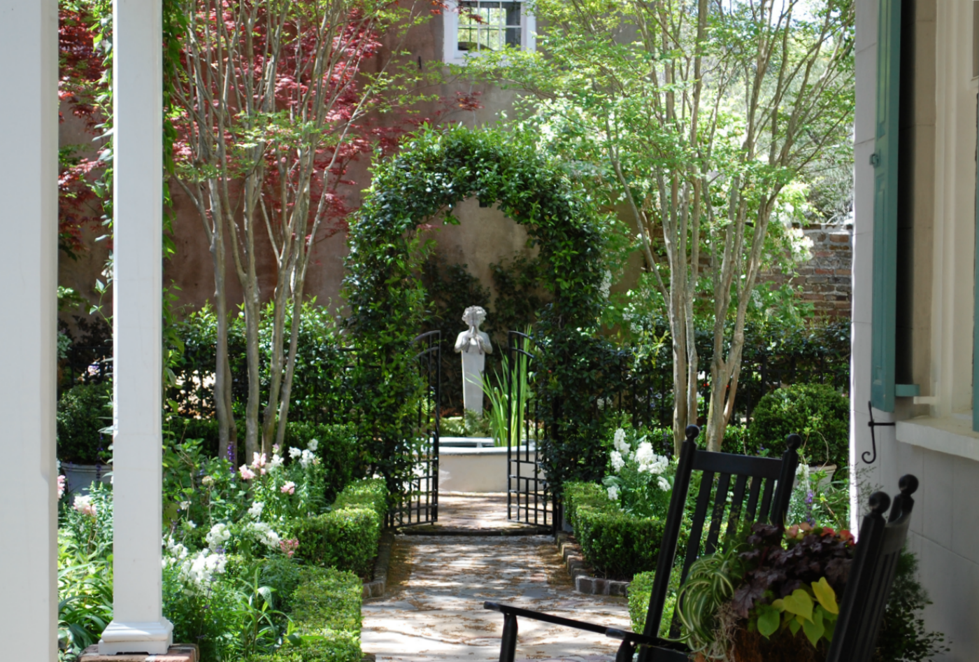 Glorious Gardens Walking Tour March 15 2018 Historic Charleston Events