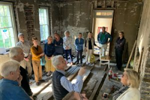NRH Kitchen House with Ed Chappell