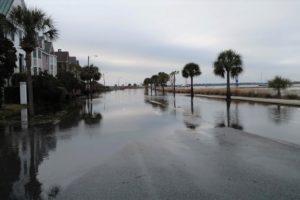 Flooding on Lockwood