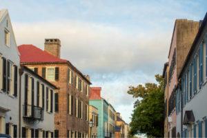 Architecture in Charleston