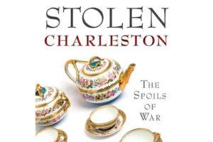 Stolen Charleston book cover