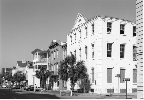 Charleston County Courthouse (88 Broad Street) After