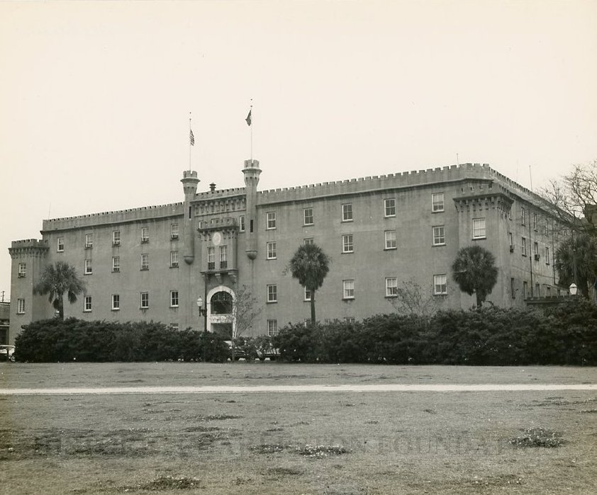 The Old Citadel, Marion Square [337 Meeting Street